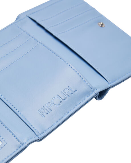 BLUE OUTLET WOMENS RIP CURL PURSES + WALLETS - LWUJQ10070