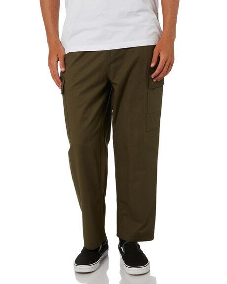 MILITARY MENS CLOTHING VOLCOM PANTS - A1212104MIL