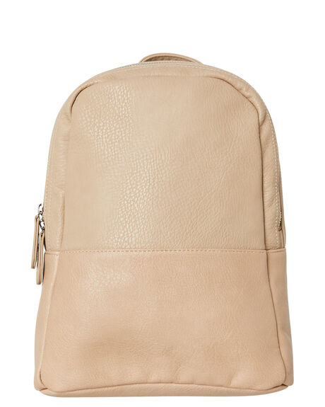 BEIGE WOMENS ACCESSORIES THERAPY BAGS + BACKPACKS - 10046BGE be0f381955