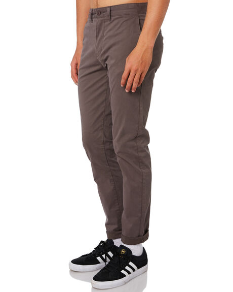 GREY MENS CLOTHING GLOBE PANTS - GB01216010GRY