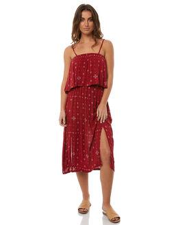 MULTI WOMENS CLOTHING MINKPINK DRESSES - MP1708409MULTI