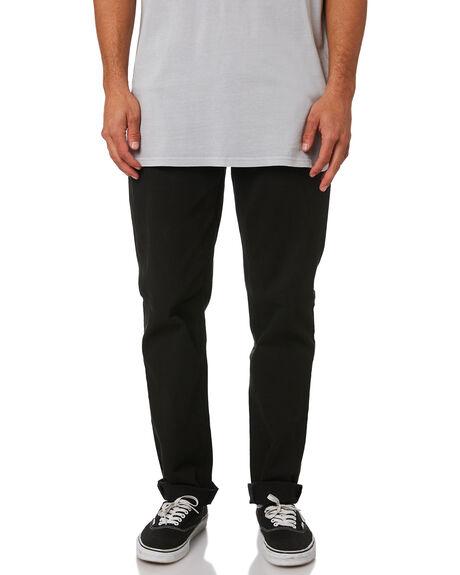 BLACK MENS CLOTHING BILLABONG JEANS - 9595353BLK