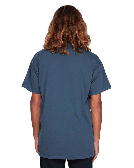 DARK INDIGO MENS CLOTHING BILLABONG TEES - BB-9507037-D08