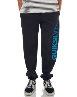 BLACK MENS CLOTHING QUIKSILVER PANTS - EQYFB03085KVJ0