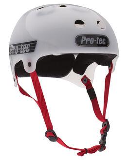 WHITE BOARDSPORTS SKATE PRO TEC ACCESSORIES - 1169042WHT