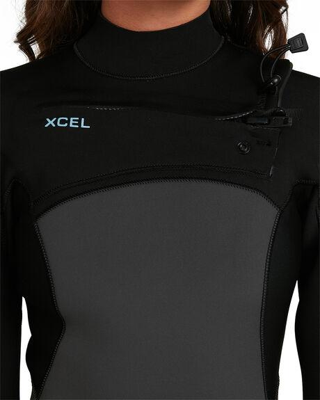 ALL JET BLK BOARDSPORTS SURF XCEL WOMENS - XL-WN32ZXC9-JBJ