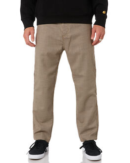 HAMILTON BROWN MENS CLOTHING CARHARTT PANTS - I027235LHOUN