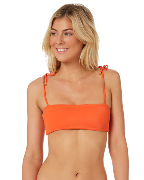 PAPAYA OUTLET WOMENS SKYE AND STAGHORN BIKINI TOPS - SS140-APAP
