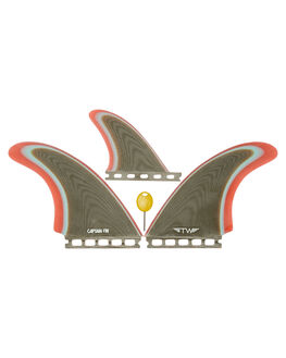 COFFEE BOARDSPORTS SURF CAPTAIN FIN CO. FINS - CFF2411703-COFCOF