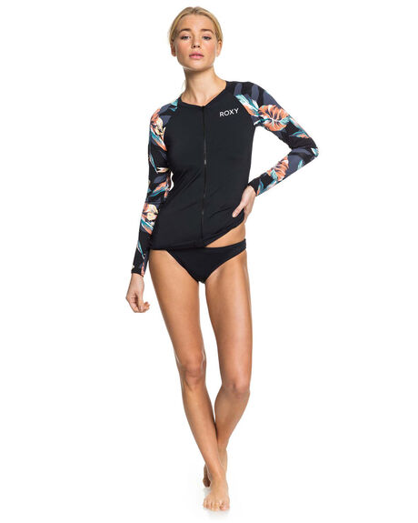 ANTHRACITE TROPIC BOARDSPORTS SURF ROXY WOMENS - ERJWR03372-KVJ6