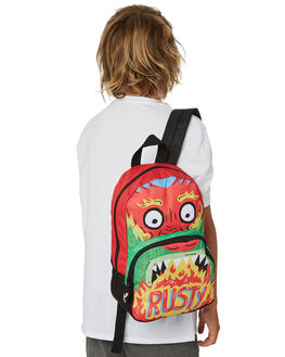 MULTI KIDS BOYS RUSTY BAGS + BACKPACKS - BPR0128MTI