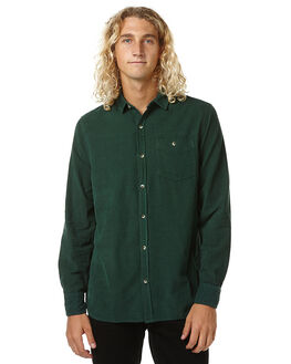 TRADE GREEN MENS CLOTHING ROLLAS SHIRTS - 10855529