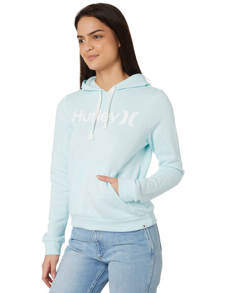 TEAL TINT WOMENS CLOTHING HURLEY JUMPERS - ARAW00013KG