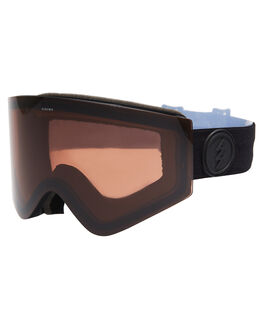 MATTE BLACK BROSE BOARDSPORTS SNOW ELECTRIC GOGGLES - EG1617100-BRSE