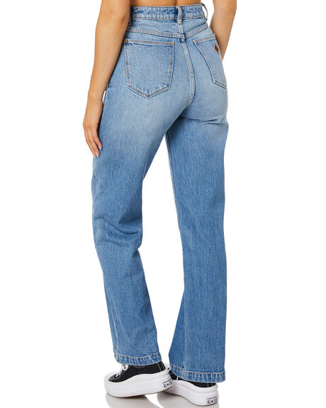 LUCY ORGANIC WOMENS CLOTHING ABRAND JEANS - 72561-5863