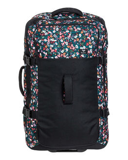 ANTHRACITE BOUQUET WOMENS ACCESSORIES ROXY BAGS + BACKPACKS - ERJBL03182-KVJ8