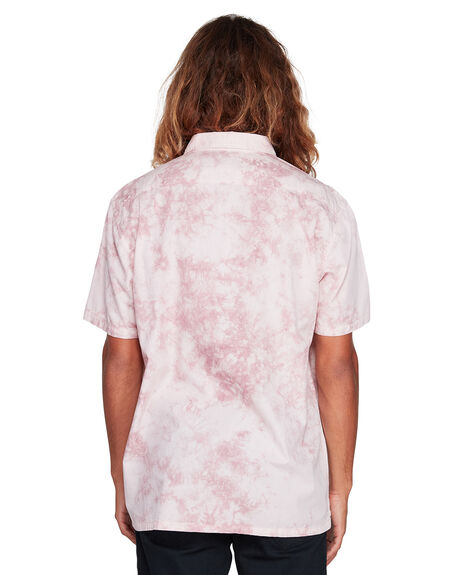 PINK HAZE MENS CLOTHING BILLABONG SHIRTS - BB-9507205-PHZ