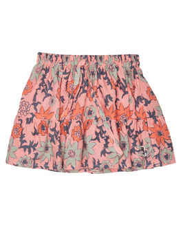 AMELIA PINK KIDS GIRLS SWEET CHILD OF MINE SHORTS + SKIRTS - W19RARASKRTAMPK