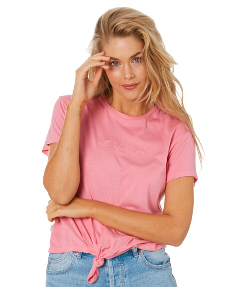 ROSE WOMENS CLOTHING ALL ABOUT EVE TEES - 6473001ROSE