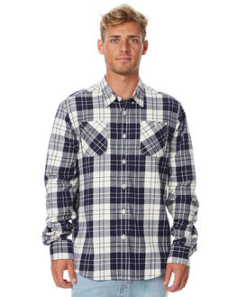 OFF WHITE GOLD MENS CLOTHING ELEMENT SHIRTS - 176215OWHT