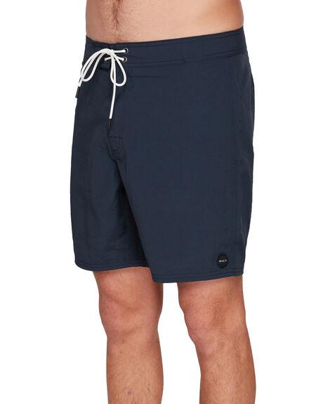 MOODY BLUE MENS CLOTHING RVCA BOARDSHORTS - RV-R305410-MDY