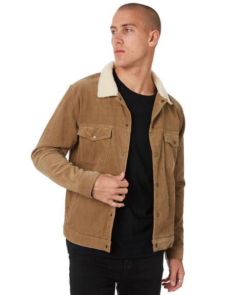 BRINDLE MENS CLOTHING MCTAVISH JACKETS - MW-19JK-01BRIND