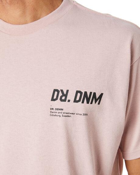 ROSE QUARTZ MENS CLOTHING DR DENIM TEES - 1941116J74RSQ