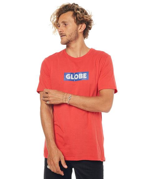 CHILI MENS CLOTHING GLOBE TEES - GB01730002CHILI