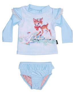 MULTI KIDS BABY ROCK YOUR BABY CLOTHING - BGDOEADMUL