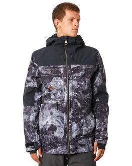 BLACK TANNENBAUM BOARDSPORTS SNOW QUIKSILVER MENS - EQYTJ03191KVJ8