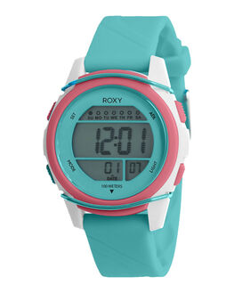 BLUE/PINK/WHITE WOMENS ACCESSORIES ROXY WATCHES - ERJWD03236-XBMW