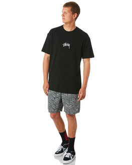 GREY MENS CLOTHING STUSSY BOARDSHORTS - ST083605GRY