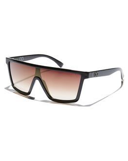 GLOSS BLACK MENS ACCESSORIES CHILDE SUNGLASSES - CLD-G04001313GBLK