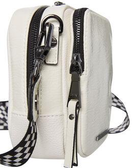 WHITE GUN WOMENS ACCESSORIES QUAY EYEWEAR BAGS + BACKPACKS - QA-000396WTGUN