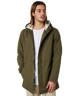 ARMY CORD MENS CLOTHING BARNEY COOLS JACKETS - 507-CR2ARMY