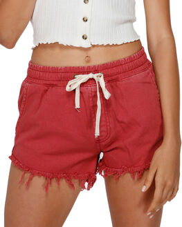 STONE ROSE WOMENS CLOTHING BILLABONG SHORTS - BB-6591280-SRS