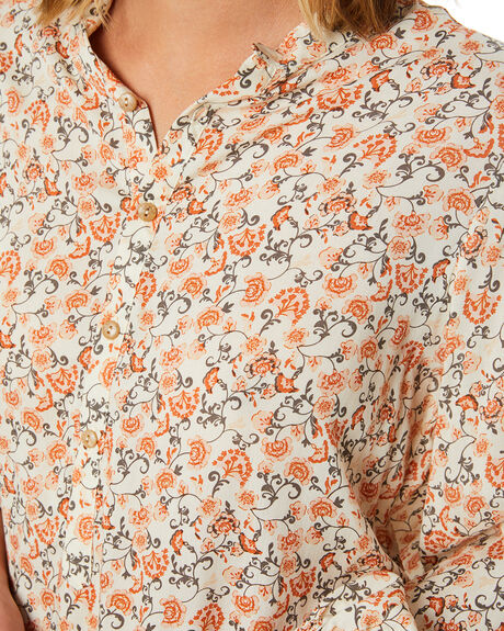 INDIAN CORALS WOMENS CLOTHING LILYA FASHION TOPS - LS20-T10-RVICRL