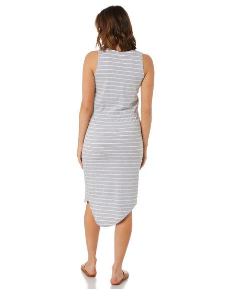 STRIPE WOMENS CLOTHING SILENT THEORY DRESSES - 6008020STR2