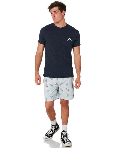 BLUE NIGHTS MENS CLOTHING RUSTY TEES - TTM2260BNI