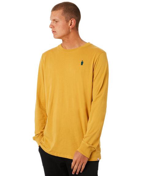 HONEY GOLD MENS CLOTHING ELEMENT TEES - 183055HGLD