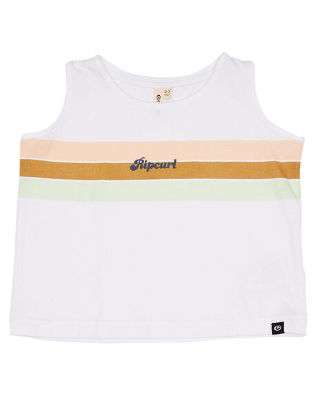 WHITE OUTLET KIDS RIP CURL CLOTHING - FTECC11000