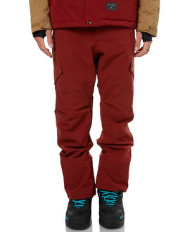 BORDEAUX SNOW OUTERWEAR BILLABONG PANTS - F6PM06BORD