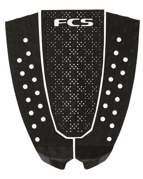 BLACK BOARDSPORTS SURF FCS TAILPADS - FT3P1BLK