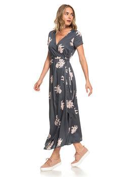 TURBULENCE ROSE WOMENS CLOTHING ROXY DRESSES - ERJWD03317-KYM7