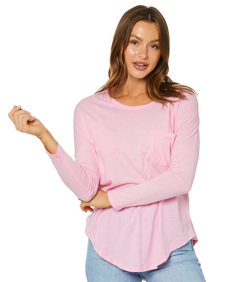 FLOSS WOMENS CLOTHING BETTY BASICS TEES - BB292W21FLOSS