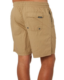 TAN MENS CLOTHING SANTA CRUZ BOARDSHORTS - SC-MBNC262TAN