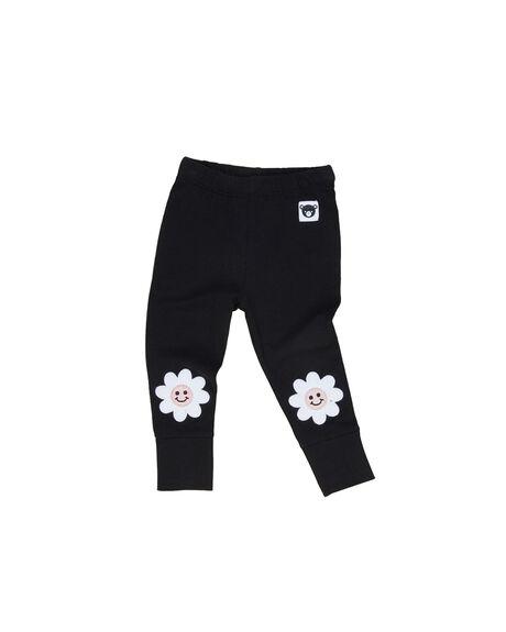 BLACK KIDS GIRLS HUXBABY PANTS - HB2083_4