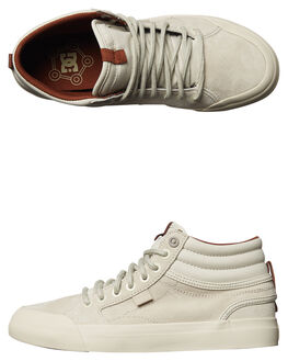 CREAM WOMENS FOOTWEAR DC SHOES SNEAKERS - ADJS300189CRE