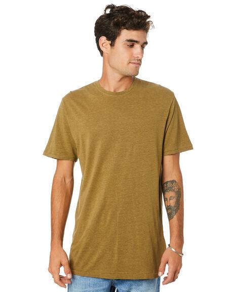 OLIVINE MENS CLOTHING MCTAVISH TEES - MW-20T-04OLV