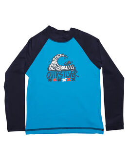 BLUE LIGHT BLUE BOARDSPORTS SURF QUIKSILVER TODDLER BOYS - EQKWR03023XBBB